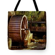 Old Mill Park Wheel Tote Bag