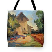 Old Mill Provence Tote Bag