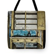Old Mother Hubbards Cupboard Tote Bag