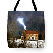 Old Native Stone Ross Co. Tote Bag
