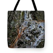 Old Needles And Sap Tote Bag