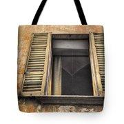 Old Open Window Tote Bag