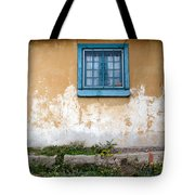 Old Paint Old Wall New Mexico Tote Bag