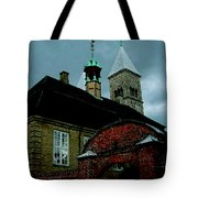 Old Part Of Town Tote Bag