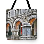 Old Post Office Pavillion Washington Dc Tote Bag