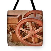 Old Pump Tote Bag