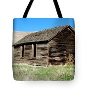Old Ranch Hand Cabin Tote Bag
