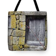 Old Rural House Tote Bag by Carlos Caetano