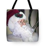 Old Santa Claus Tote Bag