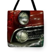 Old School Fire Tote Bag
