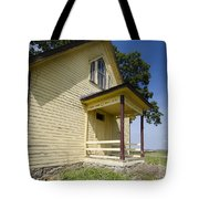Old School House 2 Of 2 Tote Bag