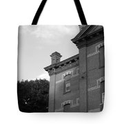 Old School House Tote Bag