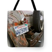 Old School Model A Tote Bag
