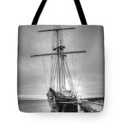 Old Ship Tote Bag