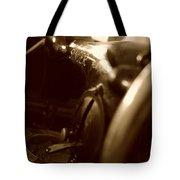 Old Singer Tote Bag