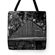 Old Spanish Sugar Mill Tote Bag by DigiArt Diaries by Vicky B Fuller