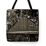 Old Spanish Sugar Mill Old Photo Tote Bag
