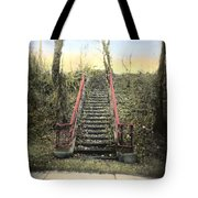 Old Stairs Tote Bag