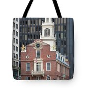 Old State House II Tote Bag
