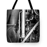 Old Steam Tote Bag