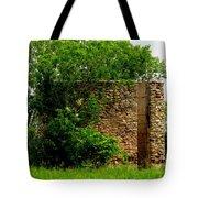 Old Stone Silo Tote Bag