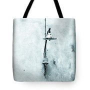 Old Street Lamp Tote Bag