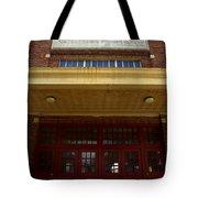 Old Sweat Shop Tote Bag