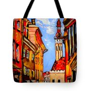 Old Tallinn Tote Bag