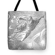 Old Testament: God Tote Bag