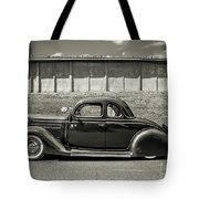 Old Time Class Tote Bag
