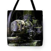 Old Time Equipment Tote Bag