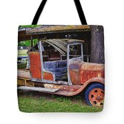 Old Timer Tote Bag by Garry Gay