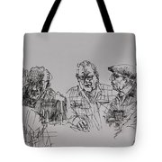 Old-timers  Tote Bag