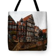 Old Times  Tote Bag
