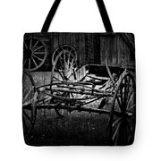 Old Times Turn Tote Bag