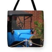 Old Timey Tote Bag