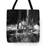 Old Tire Tote Bag