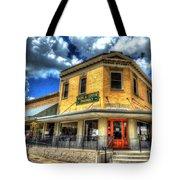 Old Town Bryan Drug Store Tote Bag