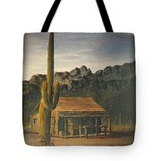 Old Tucson Home Tote Bag