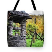 Old Water Well Tote Bag