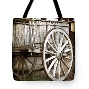Old West Tote Bag