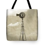 Old Windmill I Tote Bag