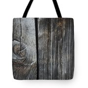 Old Wood On A Barn Iron Hill, Quebec Tote Bag