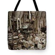 Old World Market Tote Bag
