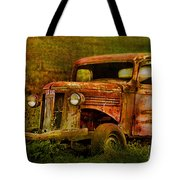 Olde But Not Forgotten Tote Bag