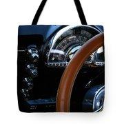 Oldsmobile 88 Dashboard Tote Bag