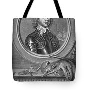 Oliver Cromwell, English Political Tote Bag