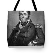 Oliver Hazard Perry Tote Bag