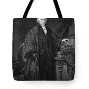 Olvier Ellsworth (1745-1807). Chief Justice Of The United States Supreme Court, 1796-1799. Steel Engraving, 1863 Tote Bag