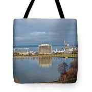 Olympia Lake Tote Bag
